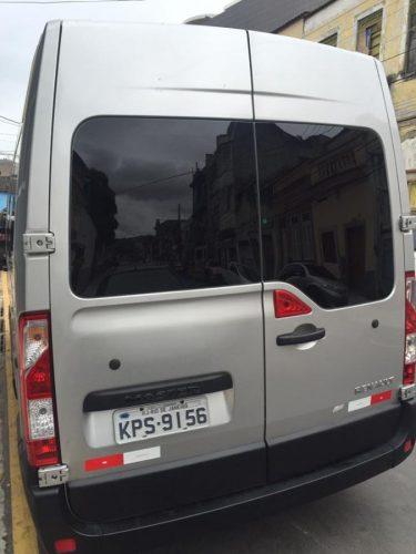 Envelopamento - Van - Rio Belleza 3