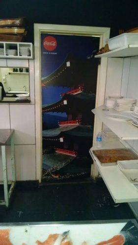 Personalização de Ambiente - Restaurante Sumô Franca 6