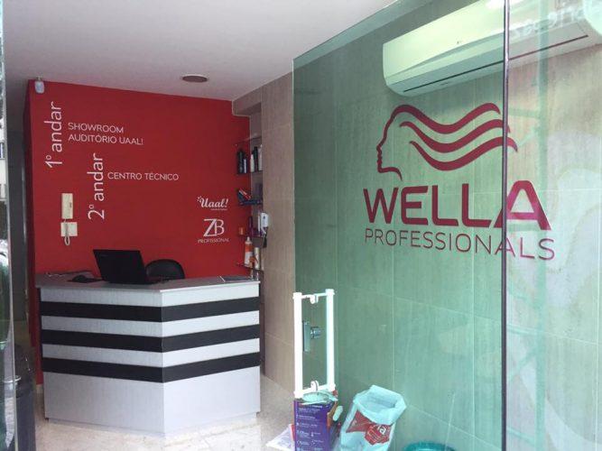 Personalização de Ambiente - Wella Centro Técnico 5